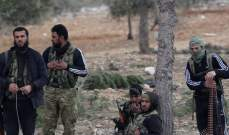 اشتباكات بين فصائل الجيش الحر و داعش بريف درعا الغربي