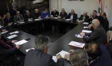 لقاء الجمهورية: للكف عن التدخل في الشؤون اللبنانية