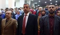 قبيسي:نريد الدفاع عن لبنان بالصوت والموقف لينتج لبنان فريقا سياسيا مقاوما