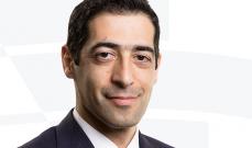 """حنكش: """"سيدر"""" هو خشبة الخلاص والمجتمع الدولي يتعاطى مع لبنان بحسب خياراته"""