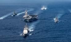 أومايام: أجرينا مناورات في المتوسط لتأمين الدفاع عن مصالحنا الأميركية
