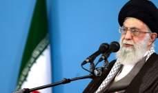خامنئي: هدف الاعداء من الحرب الناعمة بث اليأس بین الشعب الايراني