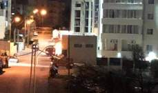 الجيش الإسرائيلي يقتحم مبنى وزارة المالية الفلسطينية في رام الله