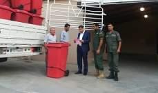 إتحاد بلديات المنية يستعد لإطلاق مشروع فرز النفايات من المصدر
