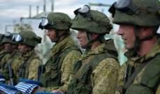 قائد قوات الحرس الروسي: تصفية 78 مسلحا بالقوقاز خلال عام 2017