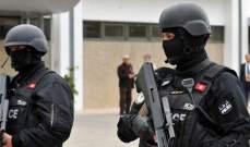 قوات الأمن تطلق قنابل الغاز بكثافة على المحتجين في مدينة سليانة بتونس