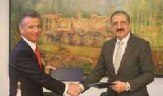 توقيع اتفاقية بين الجامعة اللبنانية وشركة ACTS لخدمات التكنولوجيا