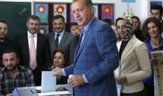 الأناضول: تقدم مرشحي المعارضة بأنقرة وأزمير ومرشح العدالة والتنمية باسطنبول