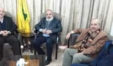 النشرة: لقاء بين أنصار الله وحزب الله بحث آخر المستجدات