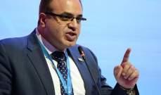 وزير الإقتصاد السوري:توقيع خارطة طريق للتنمية الإقتصادية وإعادة الإعمار بسوريا