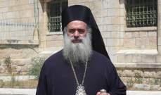 """مطران يدافع عن """"الاقصى""""... ومقاومة تحمي طوائف لبنان"""