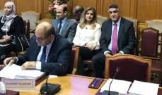 الخطيب شارك في اجتماع المكتب التنفيذي لمجلس الوزراء العرب في القاهرة