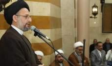 علي فضل الله:ليصارح المسؤولون اللبنانيين بحقيقة ما يجري على المستوى الحكومي