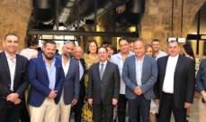 كيدانيان: من يجرؤ على افتتاح مطاعم ومؤسسات سياحية هو بطل من لبنان