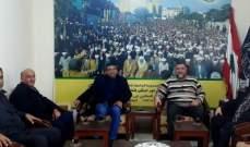 جبهة العمل الإسلامي تستقبل وفوداً في أجواء ذكرى الإسراء والمعراج