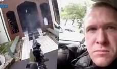 شرطة نيوزلندا توجه تهمة الضلوع في عمل إرهابي إلى منفذ هجوم المسجدين