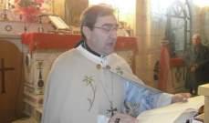 المطران منير خيرالله: الكنسية ستحمل دائما رسالة البطريرك صفير