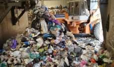 اقفال معمل لفرز النفايات الصحية بالعباسية - صور مخالف للشروط البيئية