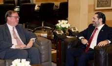 المكلف من فرنسا إعداد مؤتمر سيدر: الاستقرار في لبنان مسألة مهمة للمنطقة والعالم