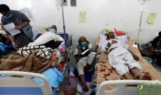 الصليب الأحمر الدولي:مليون يمني تقريبا تحت تهديد خطر تفش جديد للكوليرا
