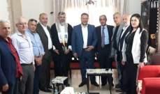قاسم هاشم: الاستحقاق الانتخابي يستدعي زيادة نسبة الاقتراع