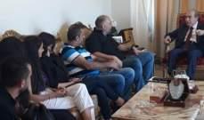 الخليل التقى مدير معهد ميمس الفني