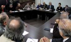 لقاء الجمهورية: سياسة ربط لبنان بلعبة المحاور ستضاعف من ازمته