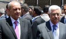 محمود عباس أكد لنبيه بري أنه لا ينوي اتخاذ أي إجراءات ضد حركة حماس