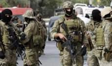 الجيش الجزائري دمر 9 مخابئ للإرهابيين وأوقف عنصري دعم للجماعات الإرهابية