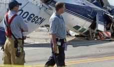 اصطدام طائرة خاصة صغيرة بمبنى سكني في فلوريدا ومقتل الطيار