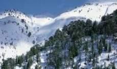 العميد بدوي مرعب وقع كتابه جبل المكمل بين الطوبوغرافيا والطبيعة في اهدن