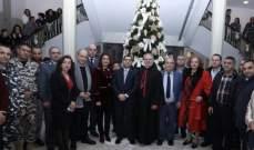 المطران عون: نفرح بولادة الحكومة قبل عيد ولادة المخلص