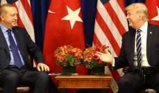 مسؤول بالبيت الأبيض: ترامب لم يعد أردوغان بتسليم غولن لأنقرة