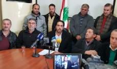 رئيس بلدية حزرتا: سنرفع دعوى ضد كل من اتهم بلدتنا بموضوع تلوث البردوني