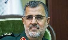 قائد القوات البرية بالحرس الثوري: إنتحاري باكستاني نفذ هجوم زاهدان