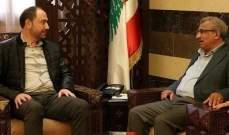 سعد:تسعيرة المولدات في صيدا مجحفة بحق المواطنين ينبغي تخفيضها