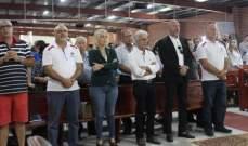 """قداس لـ""""شهداء القوات"""" في سيدني برئاسة الأب ميلاد قزي"""