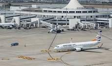 إصابة أكثر من 12 شخصا وتضرر طائرات بسبب اعصار في مطار أنطاليا الدولي