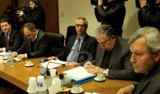 لجنة الادارة والعدل اقرت تعديل المادة 126 من نظام شورى الدولة