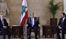 مصادر الأخبار: مقابلة الحريري أكدت انه مغلوب على أمره ومخطوف قراره