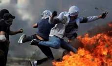 طلائع الغضب الفلسطيني: مواجهات مع الإحتلال الإسرائيلي وعشرات الجرحى