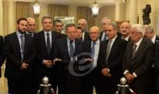 المستقبل: نقف لجانب سعد الحريري بدفاعه عن حرية لبنان واستقلاله وسيادته