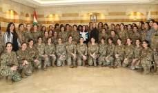 احتفال بمناسبة عيد الأم ويوم المرأة العالمي في نادي الضباط - اليرزة