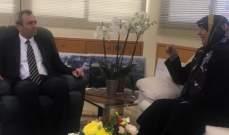 السفير البريطاني زار صور: يسرنا أن نعمل بشكل وثيق مع الجيش واليونيفيل والسياسيين