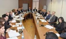 لجنة الإدارة والعدل تستمع لرئيس التفتيش المركزي حول موضوع الجمارك