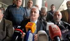شربل صالح: المصالح المستقلة ستعلن الاضراب العام يوم الثلثاء