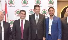 قيومجيان أكد التزام القوات بقضيّة الانسان اللبناني الوطنية والاجتماعية