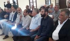 رؤساء البلديات والتعاونيات الزراعية بمرجعيون وحاصبيا دعوا  المعنيين لدعم زيت الزيتون