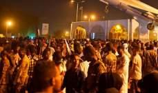 المعارضة السودانية ستعلن أسماء مرشحين لقيادة مدنية خلال اعتصام الأحد