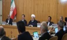 الحكومة الايرانية تقرر اعتمادات وتسهيلات مصرفية لمتضرري السيول